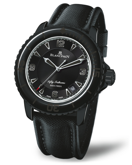 "Blancpain ""Fifty Fathoms"" Sport Reference No: 5015-11C30-52"
